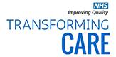 NHS Transforming Care Logo