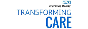 NHS Transforming Care Logo