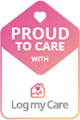 Proud To Care Badge